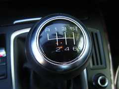 Audi A5 Coupe 6-Speed Manual Transmission