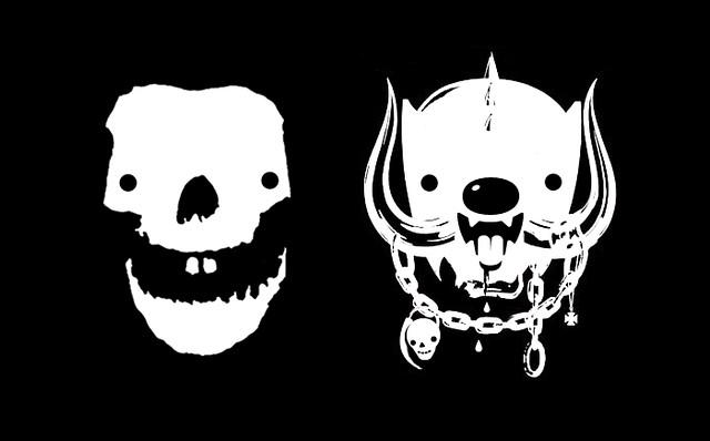 photoMetal And Punk Band Logos