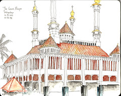 the great mosque by dyah sihanani