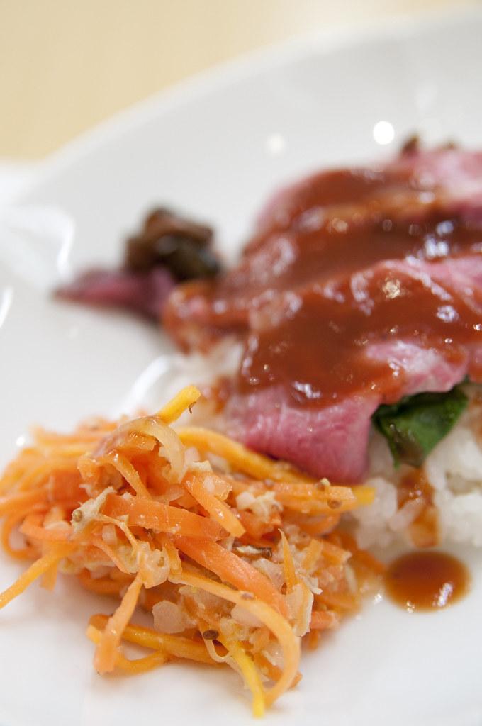 にんじんとツナのサラダ, 栗原はるみ 私の大切なこと ゆとりの空間, 新宿伊勢丹