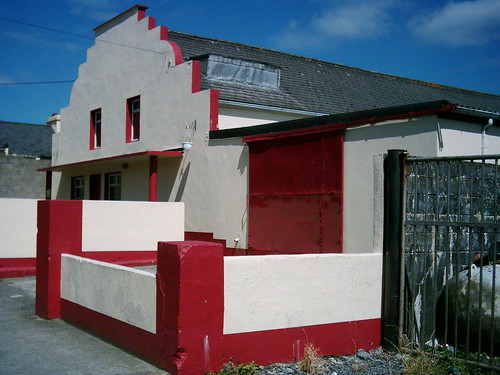 The former 'Sound of Music' Dance Hall- Glennamaddy