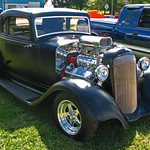 1933 Dodge 5-window coupe