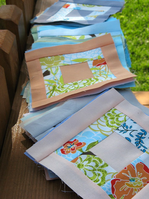 Paint Box Quilt Blocks