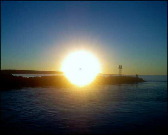 menemsha sunset at Marthas Vineyard