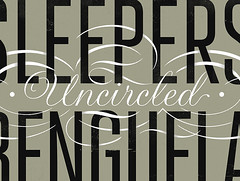 The Sleepers - Benguela - Uncircled - Type Detail