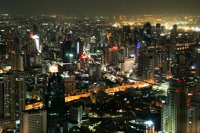 Bangkok Amazing Skyline