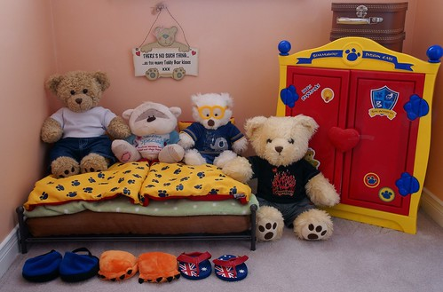 Teddy Bear Room