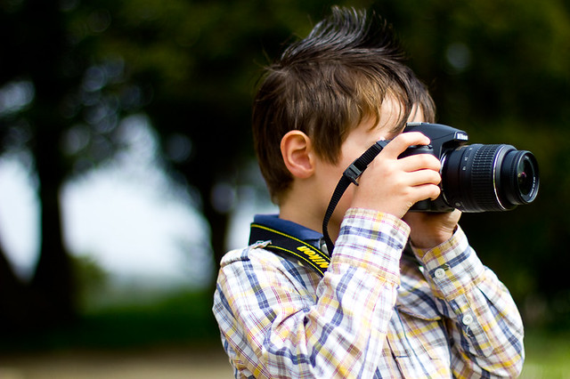 Teaching photography to a 5-year-old — Photocritic Photo School