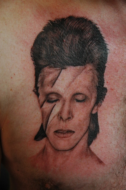 4575958364 a61636b758 for David bowie tattoos
