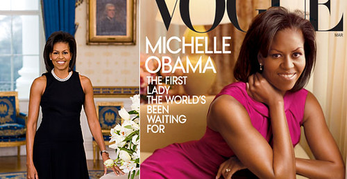 ARMS: Michelle Obama