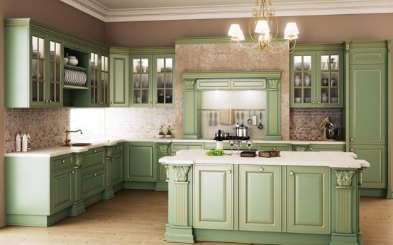 Luxury Kitchen Cabinets Mehgoney