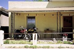 Marfa, Texas • East Oak Street