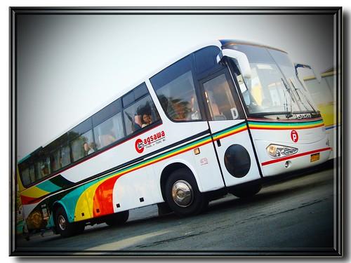 CAGSAWA Travel and Tours, Inc. - Isuzu DMMC Aero Adamant - 888-D