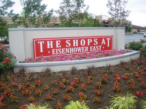 The Shops at Eisenhower East in Alexandria, Virginia