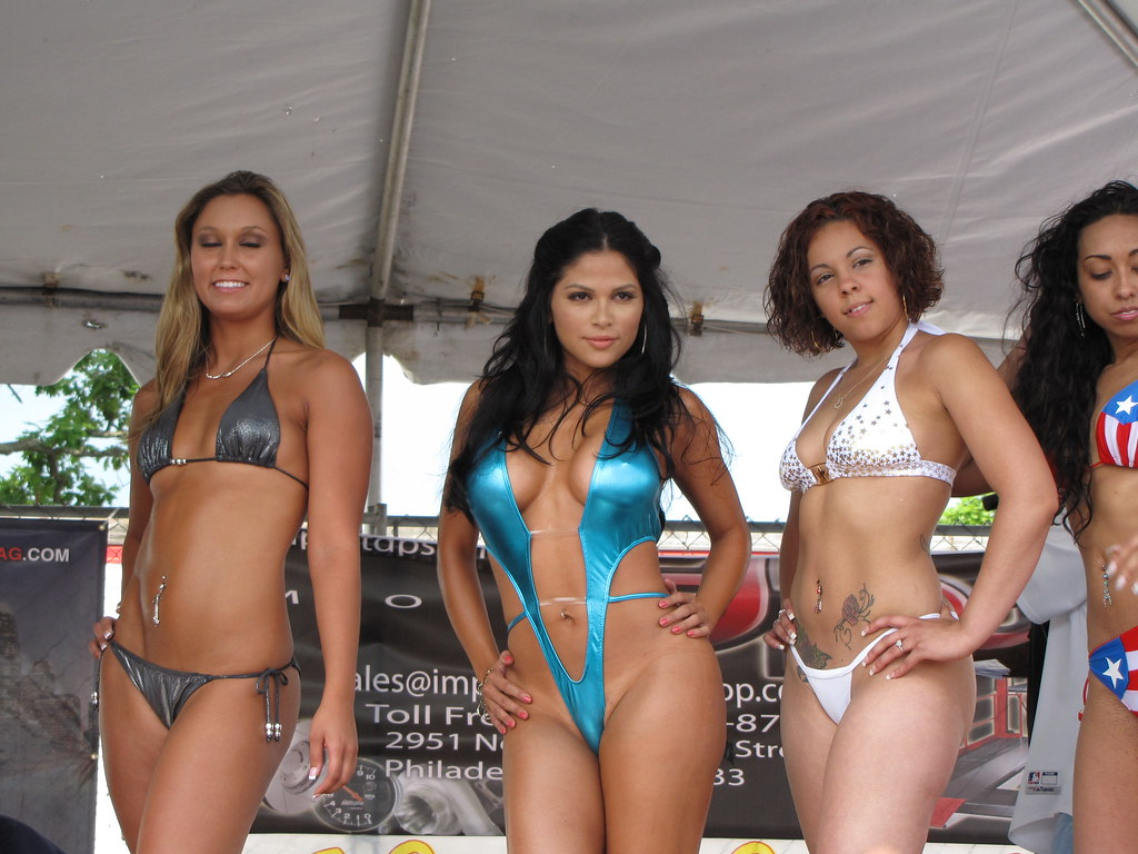 Summer Bikini Contest