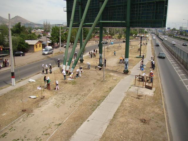 Parque Calle G, Conchalí