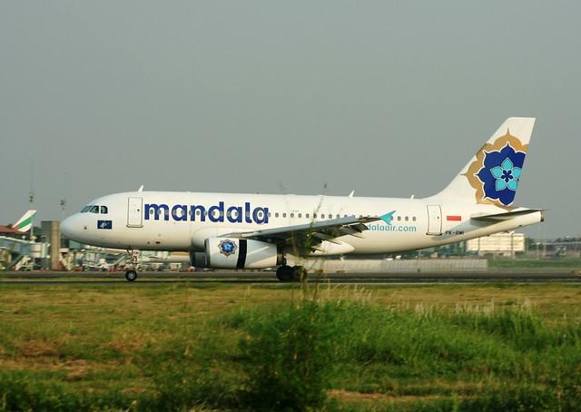 MANDALA 319-100 PK-RMI(cn2784)