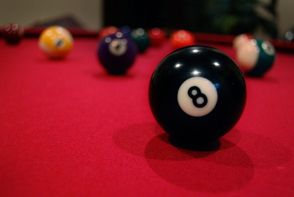 Photo:Eight ball By:Heather Clemons