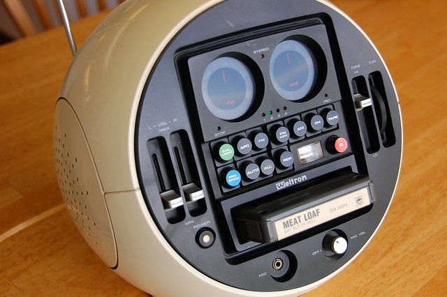 Weltron Model 2010 - 8 Track Player