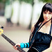 Small photo of Mio Akiyama (K-On!) - COSPLAY -