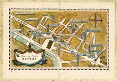 PetitPoulailler 1948 France and The Provinces, Rue de Rivoli