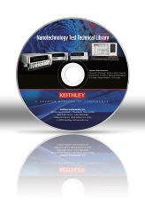Keithley Instruments Nanotechnology Test CD