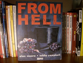 Alan Moore & Eddie Campbell - From Hell