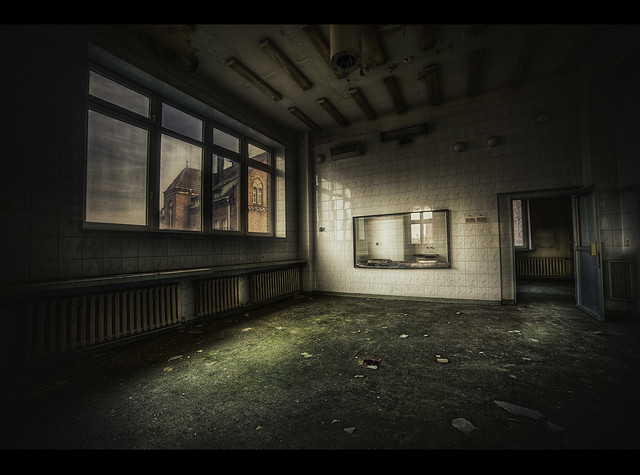 [ abandoned hospital room ] - a photo on Flickriver