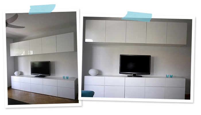 Livingroom Tv Storage Combination Using Ikea Best Frau