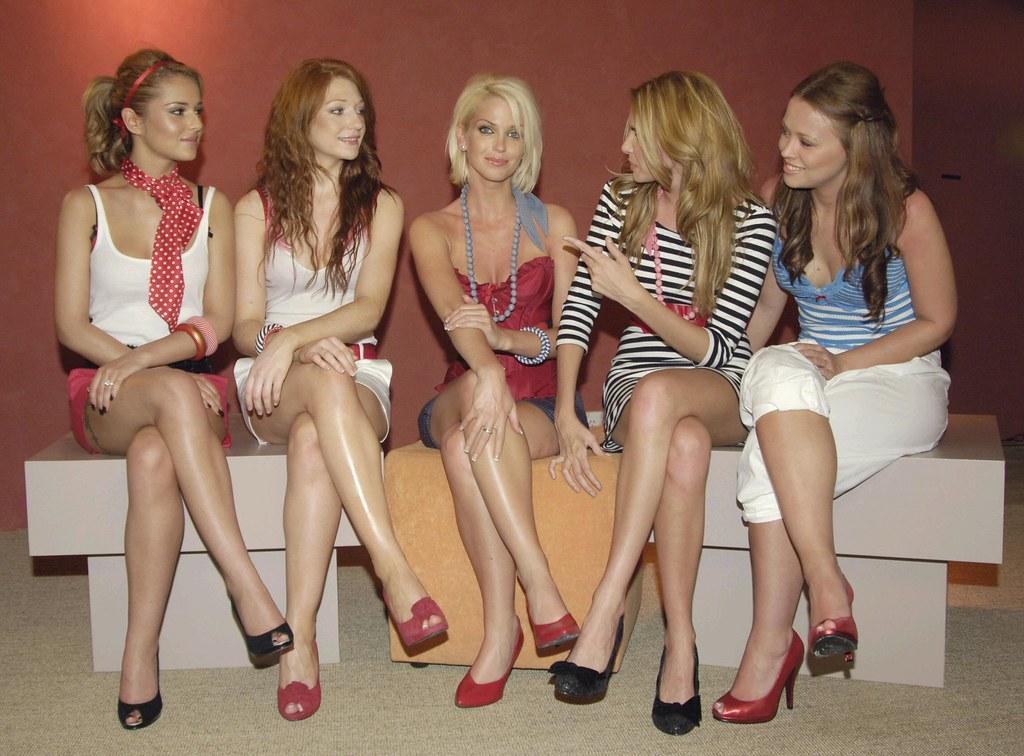 Group of young girls masterbating 10