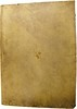 Front binding of 'Practica musicae'. Sp Coll E.x.59.