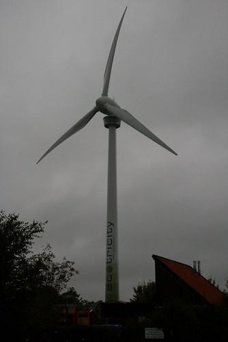 norfolk windturbine windfarm ecotech ecotricity
