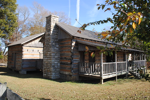 The Bell Family Cabin (Replica)