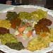 A Delicious Ethiopian Vegetarian Spread - Toronto, Canada