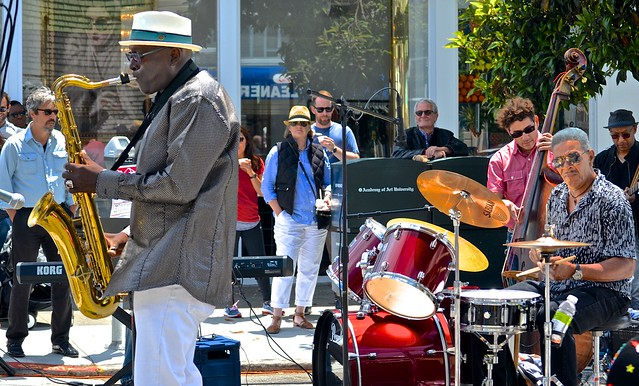 Fillmore Jazz Festival, music, San Francisco,