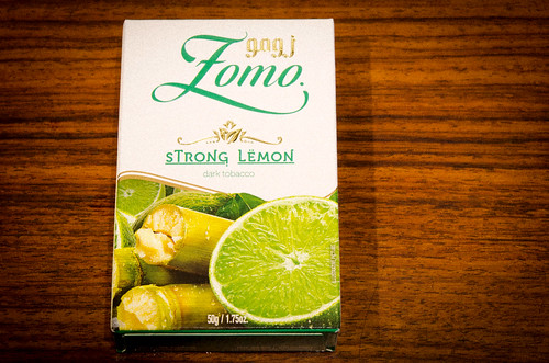 Zomo Strong Lemon