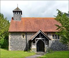 St Marys Church Upton