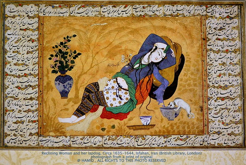 RUMI - HIS POETRY ILLUSTRATED IN ART by Citizen of Two Worlds