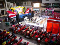 Anti-Drinking Exhibition at Hua Lamphong Station