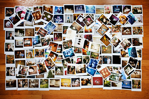 12.31.09 : a year full of polaroids