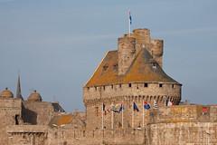 Saint-Malo - castle