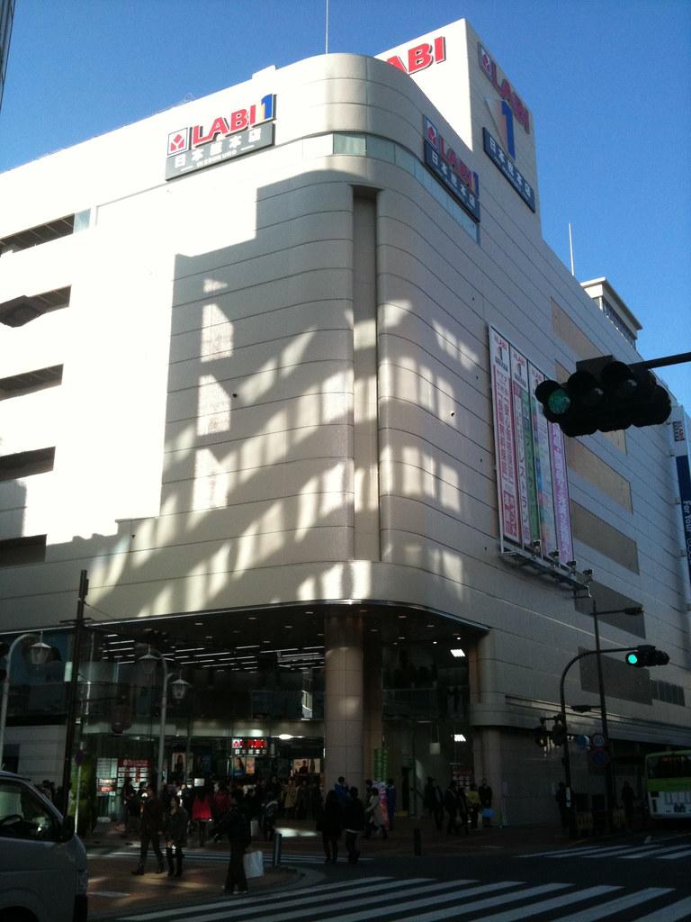 ヤマダ電機 LABI-1 日本総本店 池袋