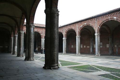 20091113 Milano 04 Basilica di Sant' Ambrogio 27