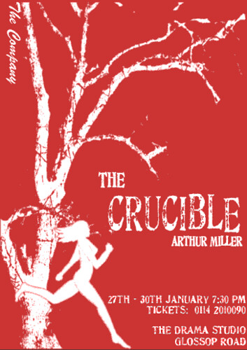 "Arthur Miller's ""The Crucible"" by thegreatgonzo"