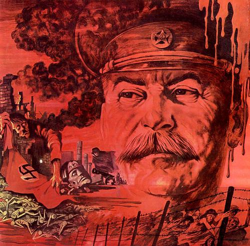 ... evil, red, stalin
