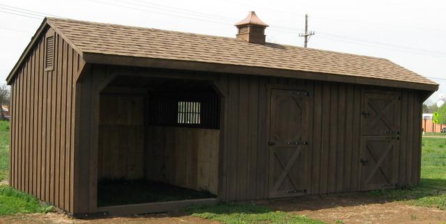 Amish Prefab Barns : Modular horse barns flickr photo sharing
