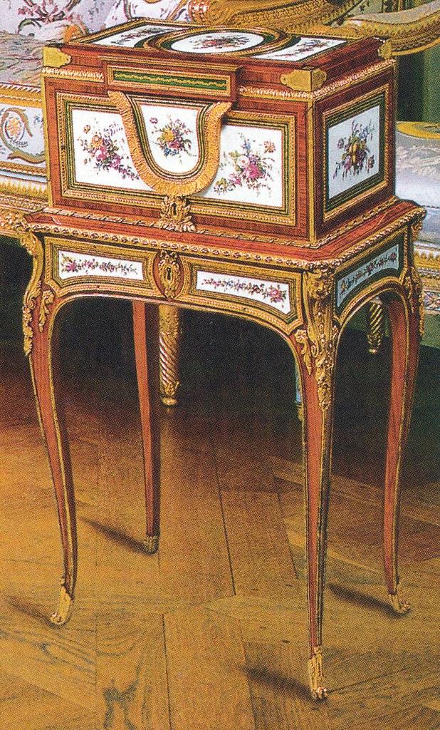marinni | Мебель с фарфором. Продолжение. (Reply)