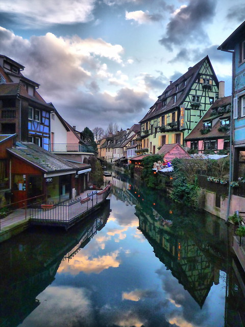 Colmar. (Alsacia Francesa.)