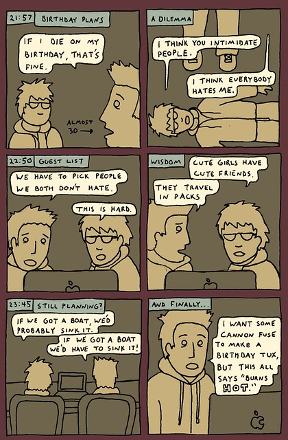 Hourly Comic Day 2010 - 6