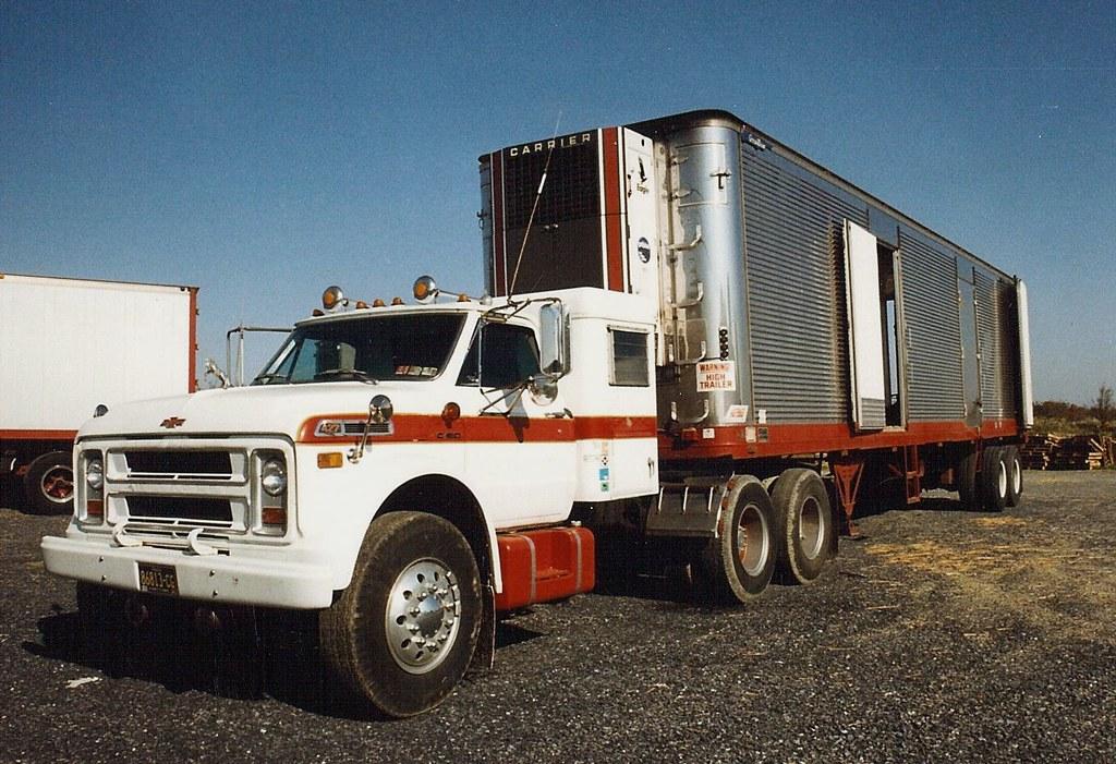 Vwvortex com what was the last gasoline powered transport truck